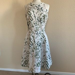 Classy Round Neck Dress